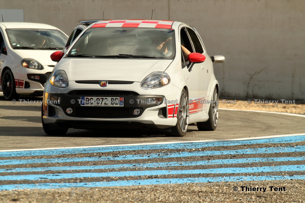 Italegends 2017 au circuit Paul Ricard